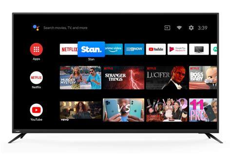Dick Smith Kogan 55 Smart Hdr 4k Led Tv Android Tv