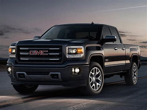 2015 Gmc Sierra 1500  Information And Photos Zombiedrive