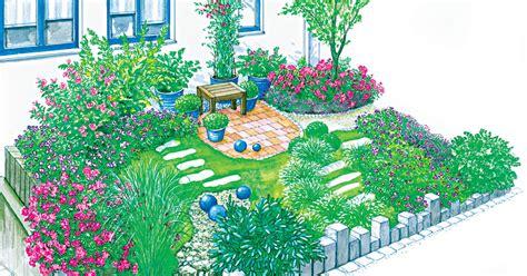 Abschüssigen Garten Gestalten by Vorgarten Gestalten Gr 252 Nt 246 Ne Und Farbtupfer Mein