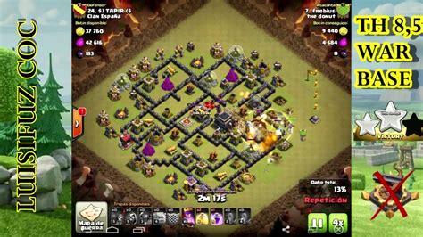 5 anti 3 war base th 8 5 war base 2016 anti 3 5 an