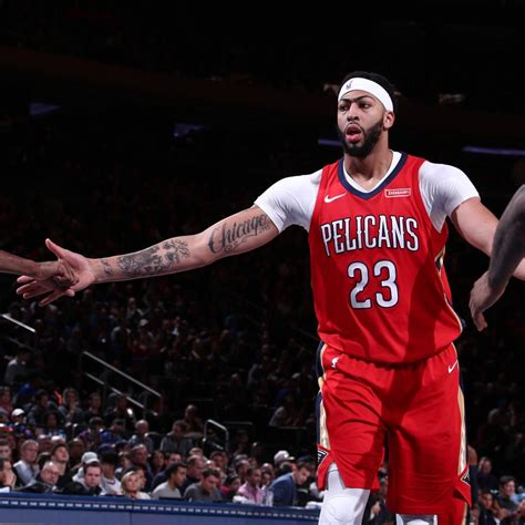 Twitter Reacts to Anthony Davis' 48 Points in Pelicans ...