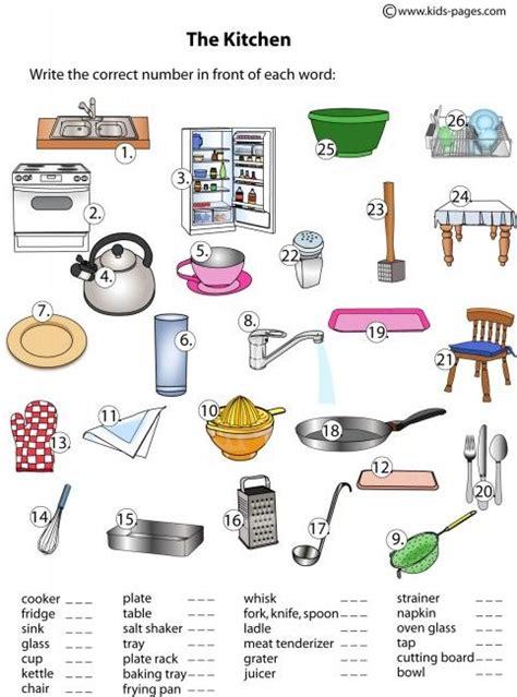 housekitchenjpg  aprender italiano ingles