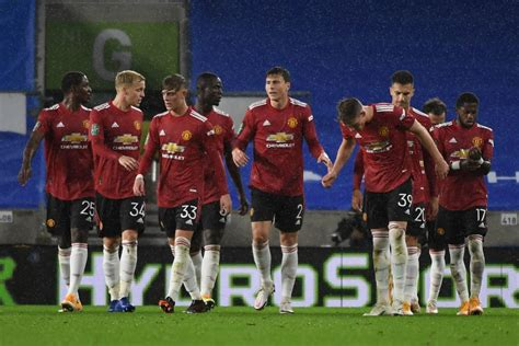 Manchester United player ratings vs Brighton - The 4th ...