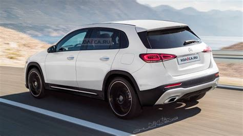 Product may vary after press date on 19.02.2020. 2020 Mercedes-Benz GLA render - MS+ BLOG