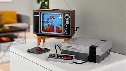 Lego Nintendo System Entertainment Mario Order Pre