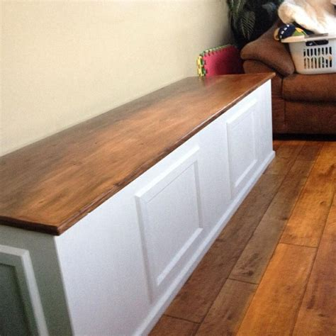 Chest Bench Plans by Diy Box Bench Easy Woodworking Plans Woodworking