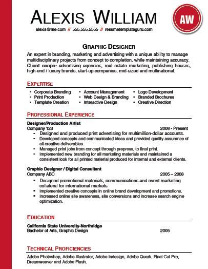 How To Get Resume Templates On Microsoft Word by Graphic Designer Resume Template Resume Templates That