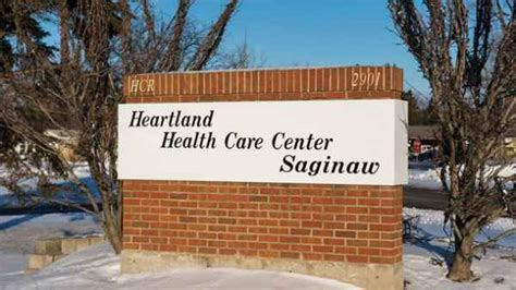 nursing homes in saginaw mi heartland health care center saginaw in saginaw michigan