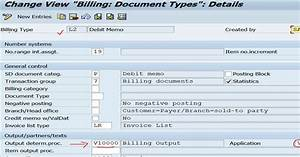 differences between credit memo and sales invoice in sap fico With difference between billing and invoice in sap