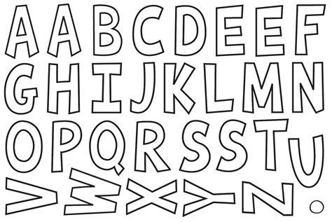 Alphabet Outline Alphabet Outline Images Reverse Search