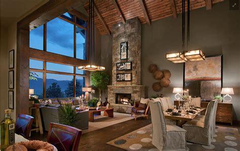 rustic home interior design ideas cabin decorating cabin interior design ideas
