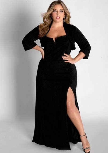 plus size black cocktail dresses pictures to pin on pinterest