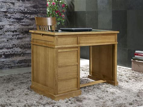 bureau en chene petit bureau luc en chêne de style louis philippe surface