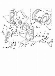 Looking For Roper Model Rgx4634kq2 Dryer Repair