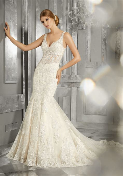 maggie wedding dress style  morilee