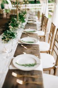 wedding table setting ideas 25 best ideas about wedding table settings on table settings outdoor table