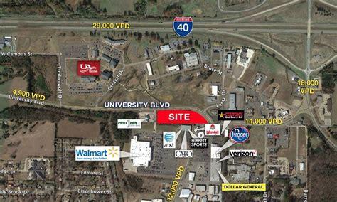 Hawkins insurance agency life & healt. 1750 University Blvd, Morrilton, AR, 72110 - Retail Space ...