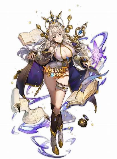 Valiant Force Merlin Freya Characters Wikia Warlock