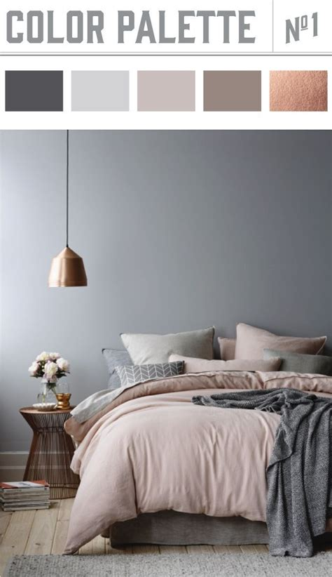 Color Palettes For Bedrooms by 25 Best Ideas About Bedroom Color Schemes On