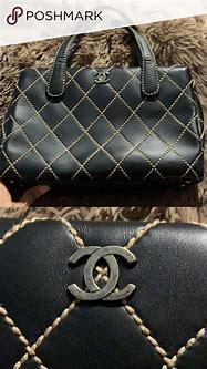 Authentic Chanel Wild Stitch Handbag in 2020 | Handbag ...