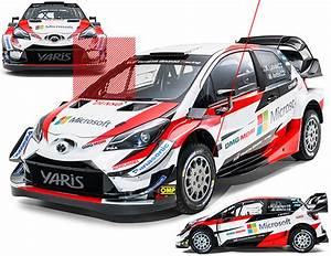 Toyota Yaris Wrc : toyota gazoo racing 2018 world rally championship toyota europe ~ Medecine-chirurgie-esthetiques.com Avis de Voitures