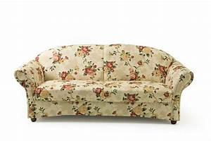 2 Sitzer Sofa Landhausstil : sofa 2 5 sitzer carona im landhausstil mit blumenmuster von max winzer ~ Bigdaddyawards.com Haus und Dekorationen