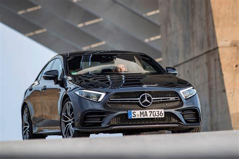 2019 Mercedesbenz Clsclass First Drive Review