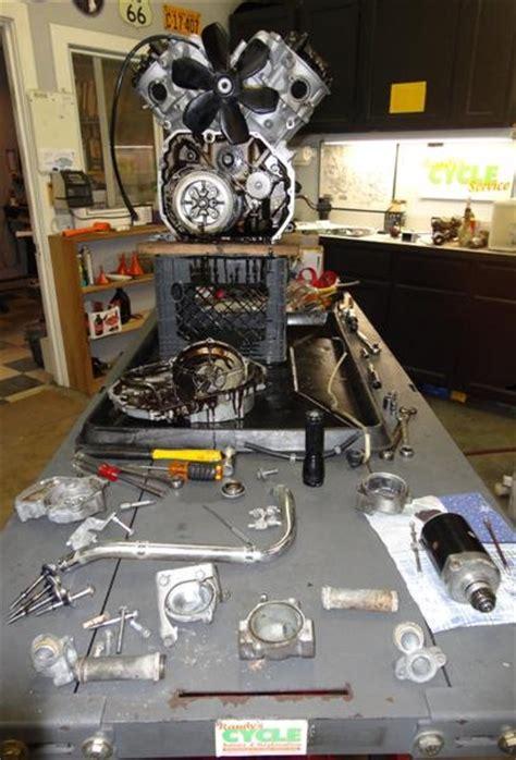 randys cycle service restoration  honda gl