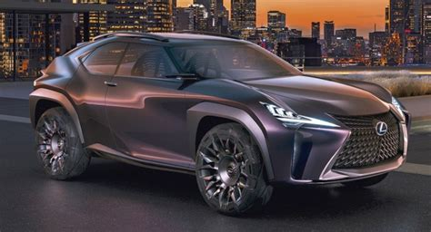 lexus  unveil  concept car   tokyo show