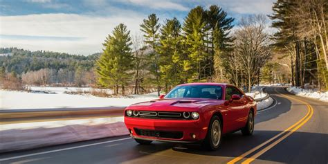 2017 Dodge Challenger Gt Awd Review