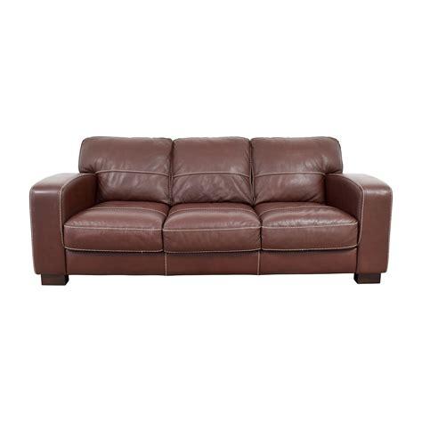 bobs leather sofa bobs furniture leather sofa crafty design ideas bobs 1753