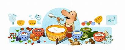 Grigorov Stamen Dr Google Birthday Yogurt 142nd