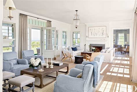 Designers Nantucket Summer Home by Nantucket Home Tour Blue And White Home