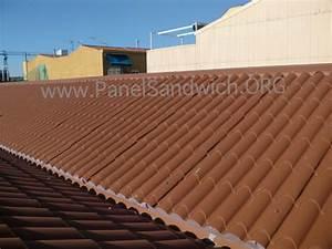 Panneaux Sandwich Pas Cher : refection toiture panneaux sandwich ~ Melissatoandfro.com Idées de Décoration
