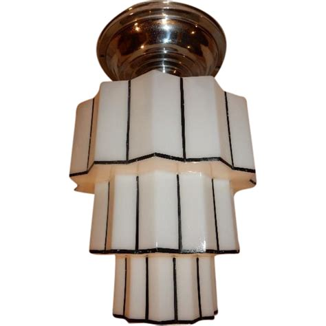 deco flush mount ceiling light fixture with wedding