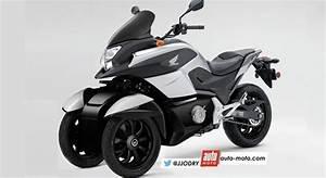 Bmw 3 Roues : scooter honda 3 roues voici le nc 750 d3 scoop moto cool motorrad ~ Melissatoandfro.com Idées de Décoration