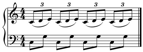 Music (especially dance music) that has a syncopated rhythm. Musical Terms Glossary - General   Normans Music Blog