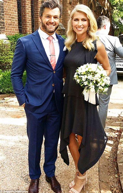 Adam Ashley-Cooper engaged to girlfriend Anna Scrimshaw ...