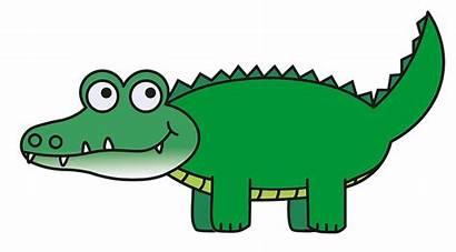 Alligator Clipart Clip Krokodil Croc Crocodile Transparent