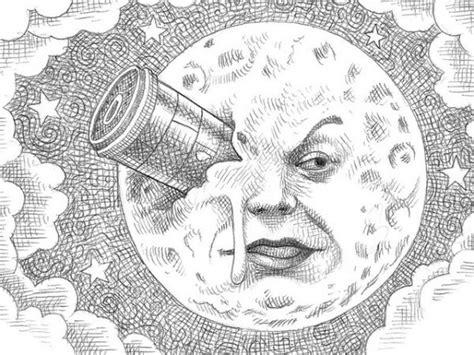 george melies innovations el viaje a la luna hugo cabret tatuajes pinterest