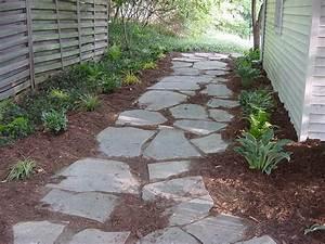 Patio Backyard Walkway Stepping Stones  U2013 Recognizealeader Com