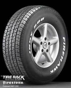 new firestone firehawk indy 500 raised white letter tires With firehawk indy 500 white letter tires