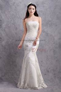lace appliques sheath zipper up glamorous under 200 With lace wedding dress under 200