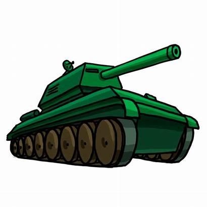 Tanks Draw Armor Weapons Tank Clipart Guns