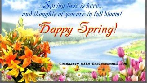 happy spring desicommentscom