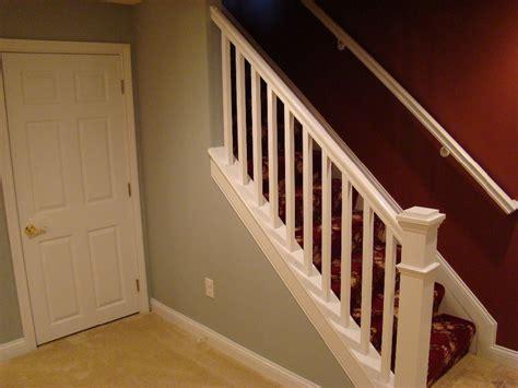 Home Ideas Finishing Basement Stairs Bathroom Stair