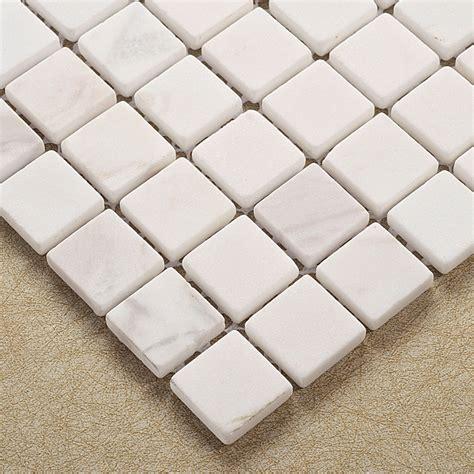white mosaic tiles hmgm2025 for kitchen