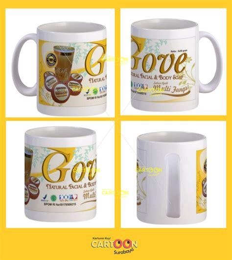 contoh desain mug simple