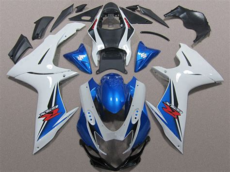 suzuki gsxr   aftermarket road fairing kit