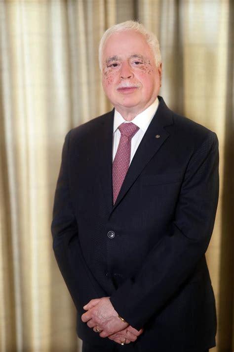 rotary president selected rotary international